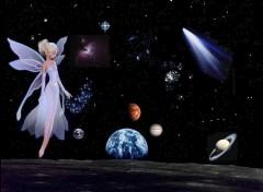 Wallpapers Fantasy and Science Fiction Ciel de magie