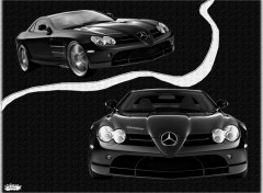Wallpapers Cars mercedes slr