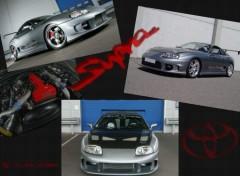 Fonds d'écran Voitures Toyota Supra