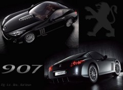 Wallpapers Cars Peugeot 907