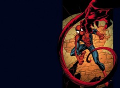 Fonds d'écran Comics et BDs spidey