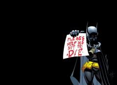 Fonds d'écran Comics et BDs Desespoir ?