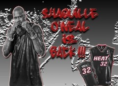Wallpapers Sports - Leisures Shaq is back