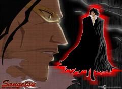 Fonds d'écran Manga Bleach - sangetsu - 1600x 1200