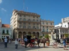 Fonds d'écran Voyages : Amérique du nord La Havane, la vieille ville