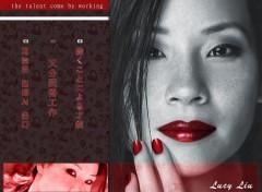 Fonds d'écran Célébrités Femme Lucy Liu Spirit