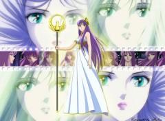 Fonds d'écran Manga Athena