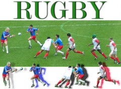 Wallpapers Sports - Leisures rugby passion