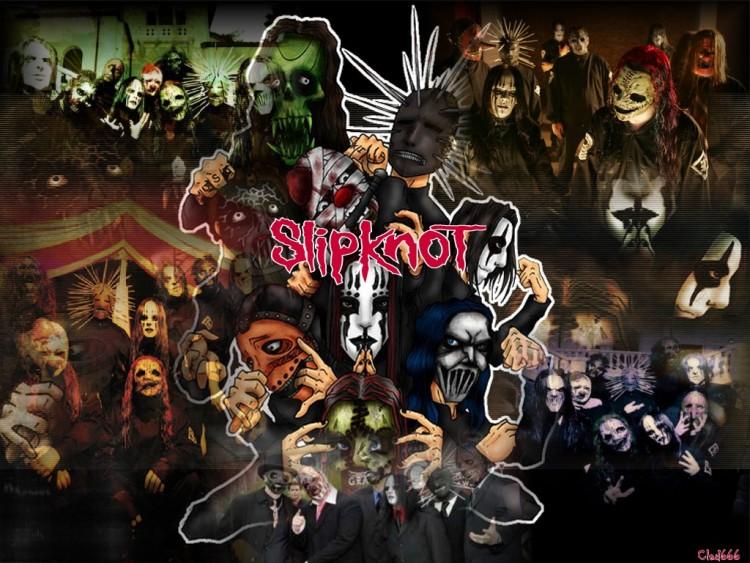 Wallpapers Music Slipknot Slipknot