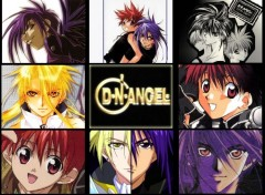 Fonds d'écran Manga dn angel
