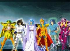 Wallpapers Manga Poseidon