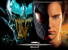 Fonds d'écran Cinéma Spider-man Versus Venom