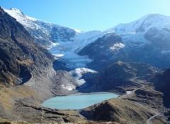 Fonds d'écran Nature Alpes suisses - Col du Sousten