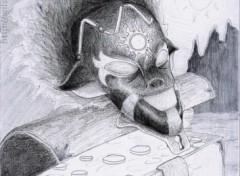 Fonds d'écran Art - Crayon Revelations of the Wealth