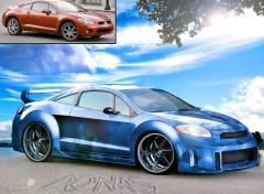 Wallpapers Cars éclipse