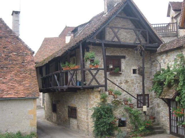 Fonds d'écran Voyages : Europe France > Limousin Maison corrézienne 1