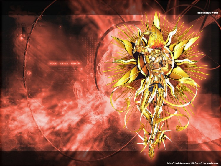 Wallpapers Manga Saint Seiya apollon