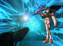 Wallpapers Video Games yuffie