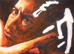 Wallpapers Art - Painting autoportrait