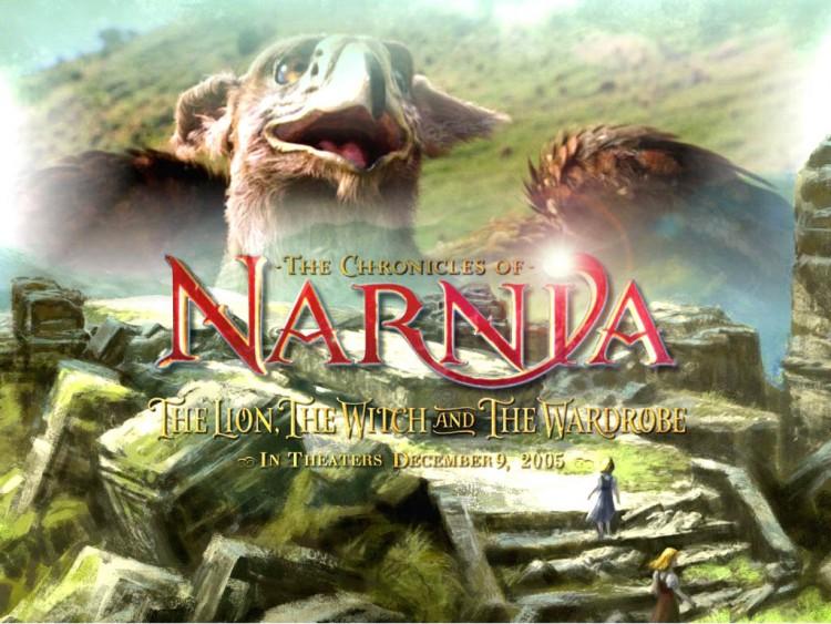 Fonds d'écran Cinéma Le Monde de Narnia: Chapitre 1 - le Lion, la Sorcière Blanche et l'Armoire Magique Narnia