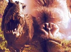 Fonds d'écran Cinéma King Kong