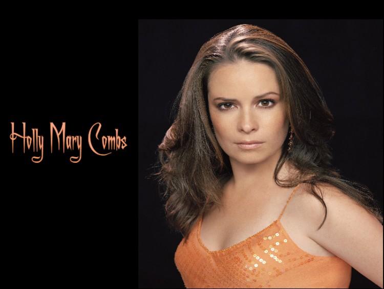 Fonds d'écran Séries TV Charmed Holly Marie Combs!!!!