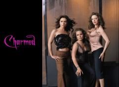 Fonds d'écran Séries TV Les trois soeurs Halliwell !!!!