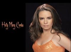 Fonds d'écran Séries TV Holly Marie Combs!!!!
