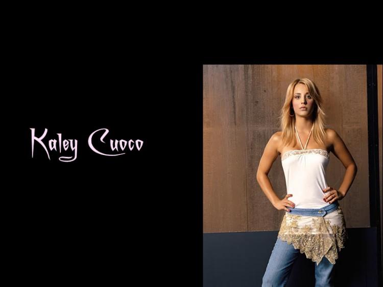 Fonds d'écran Séries TV Charmed Kaley Kuoco !!!!
