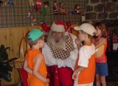 Fonds d'écran Hommes - Evênements le Pere-Noel