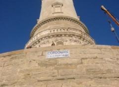 Wallpapers Constructions and architecture Le phare du Cordouan d'en bas
