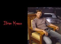 Fonds d'écran Séries TV Brian Krause!!!!