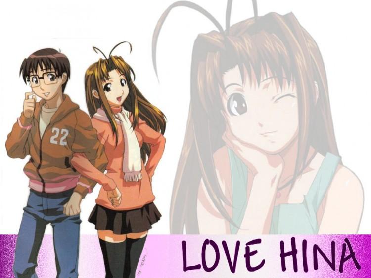 Wallpapers Manga Wallpapers Love Hina Narukeitaro By