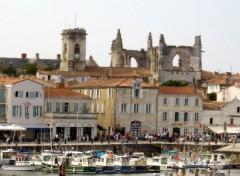 Fonds d'écran Voyages : Europe st. martin de ré