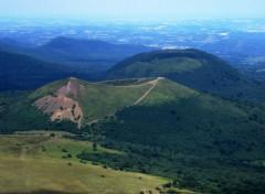 Fonds d'écran Nature les volcans auvergne