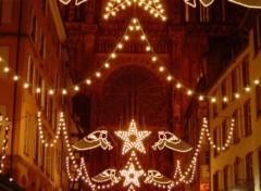 Fonds d'écran Objets Illuminations de Noël à Strasbourg