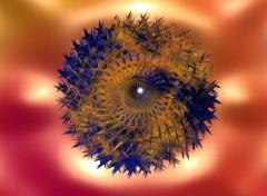 Wallpapers Digital Art spike-eye