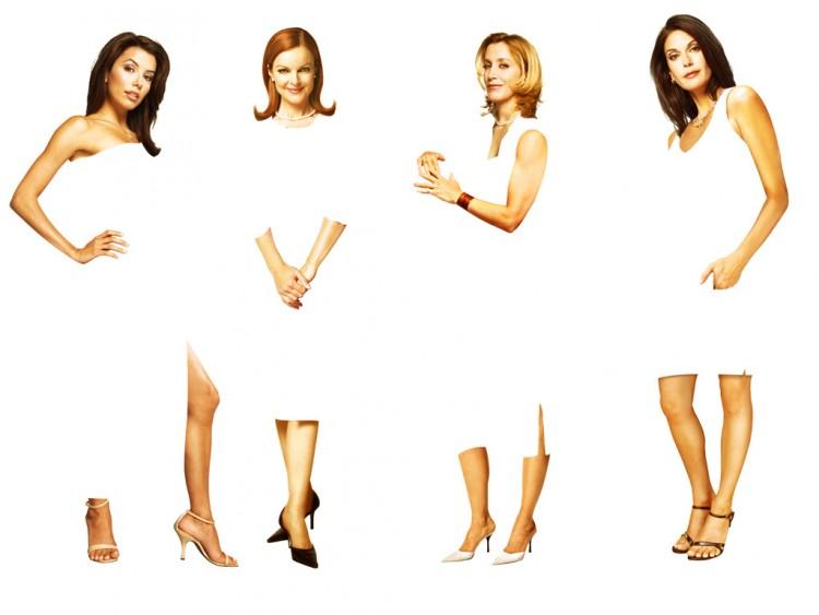 Fonds d'écran Séries TV Desperate Housewives Desperate