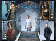 Fonds d'écran Séries TV Stargate atlantis !!!!