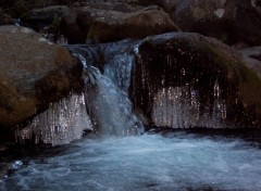 Fonds d'écran Nature Cascade du Cady 2