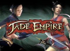 Fonds d'écran Jeux Vidéo Jade Empire