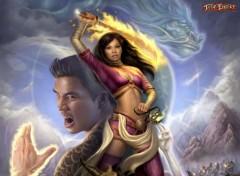 Fonds d'écran Jeux Vidéo Jade Empire 2