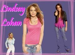 Fonds d'écran Célébrités Femme Lindsay Lohan