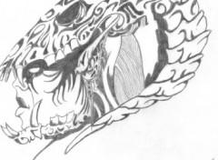 Fonds d'écran Art - Crayon Image sans titre N°127078