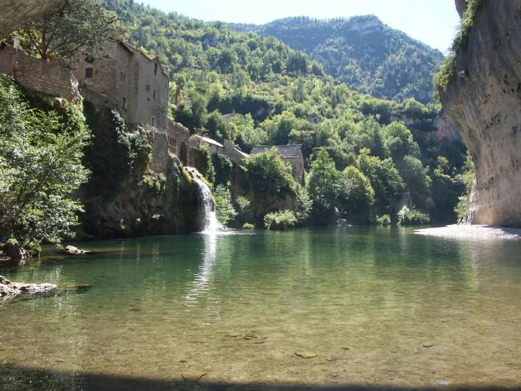 Fonds d'écran Nature Fleuves - Rivières - Torrents Languedoc/Roussillon