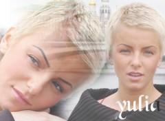 Fonds d'écran Célébrités Femme yulia...la meilleure