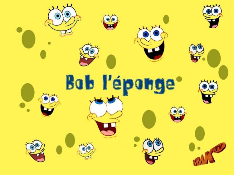 Fonds d'écran Dessins Animés Bob l'Eponge Bob l'éponge 02