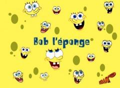 Wallpapers Cartoons Bob l'éponge 02