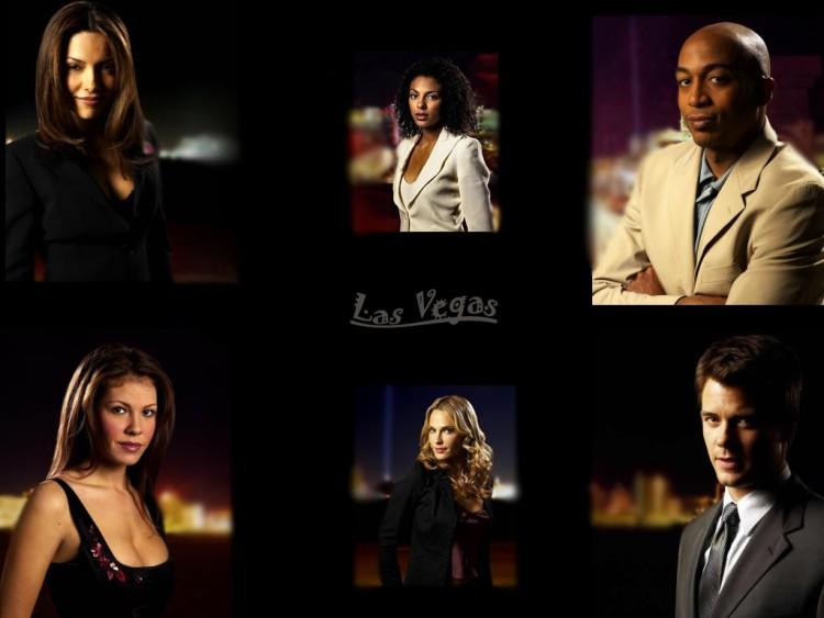 Fonds d'écran Séries TV Las Vegas Las Vegas