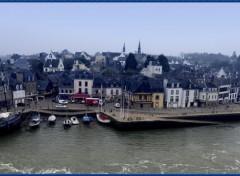 Fonds d'écran Voyages : Europe Saint Goustan